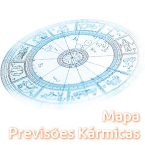Mapa Previsões Kármicas