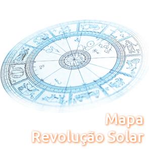 Mapa de Revolução Solar