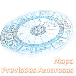 Mapa Previsões Amorosas